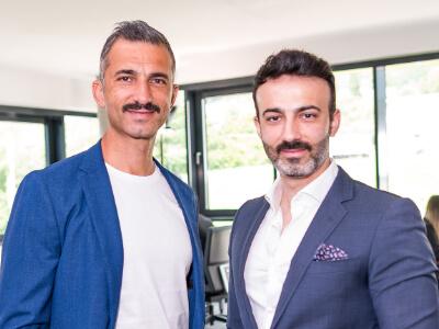 Murat Isik und Firat Isik